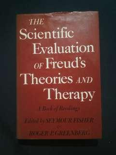 The Scientific Evaluation of Freud's Theories and Therapy | Hardcover