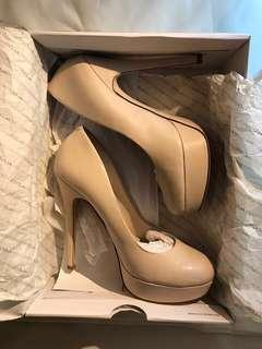 Good deals! Nude Heels - Aldo - Crixia