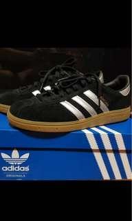 Adidas munchen black silver