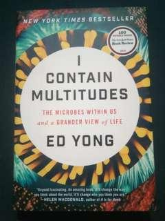 I Contain Multitudes | Ed Yong | Hardcover