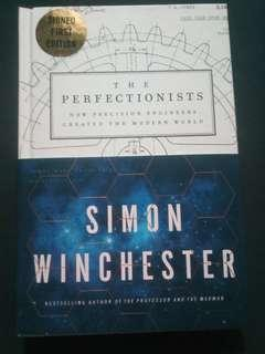 The Perfectionist | Simon Winchester | Hardcover