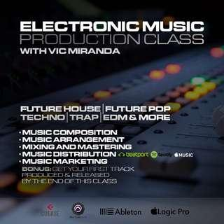 Electronic Music Production Class