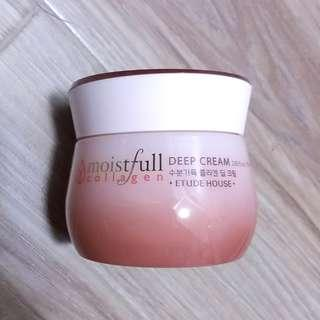 深層保濕膠原面霜 Etude House Moistfull Collagen Deep Cream (75ml 2.53 fl.oz)