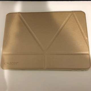 iPad Air gold case