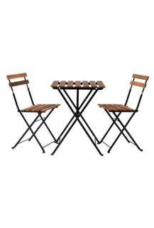 TARNO Bistro Outdoor Set