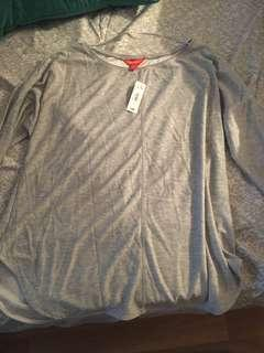 Joe fresh work out shirt