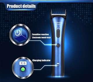 Rechargeable Electric Hair Clippers