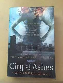 City of Ashes: The Mortal Instruments