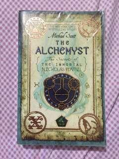 The Alchemyst : The secret of immortal
