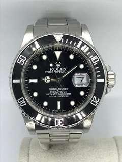 🚚 Rolex Submariner 16610