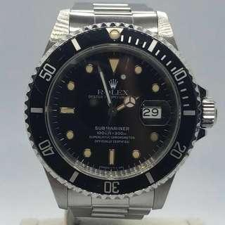 🚚 Rolex Submariner 16610LN