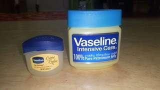 Vaseline intensive care & lip therapy #SnapEndGame