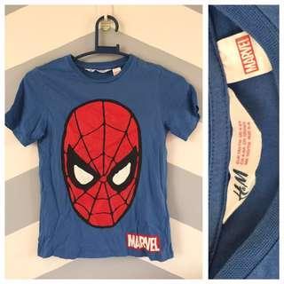 H&M Spiderman Shirt