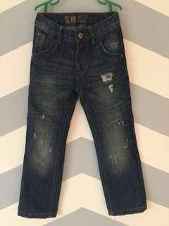 Denim Co. Slim Pants 4-5 Years Old