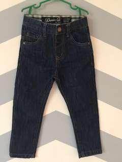 Denim Co. Slim Pants 2-3 Years Old
