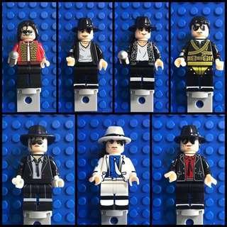 Michael Jackson Minifigures