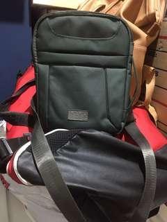 Memo Leather Sling Bag