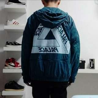30416a7f645b XS Adidas x Palace Skateboards Surf Petrol Jacket