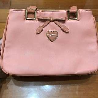 🚚 粉色包包