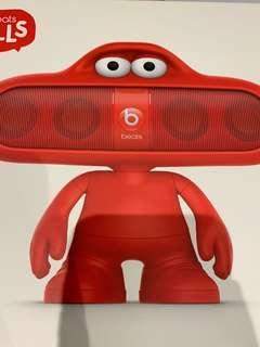 Beats pill dude character speaker holder stand