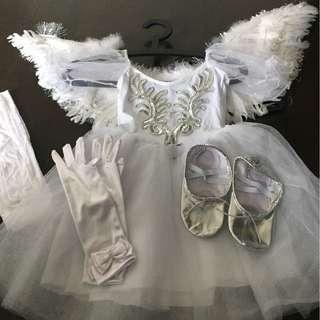 Girls Angel costume