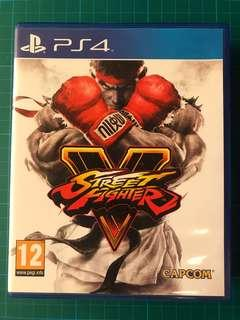 PS4 Street Fighters