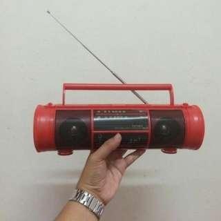 Radio pelbagai guna 3 dalam 1