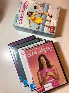 'Jane the Virgin' Complete S1-4 Collection DVDs Set