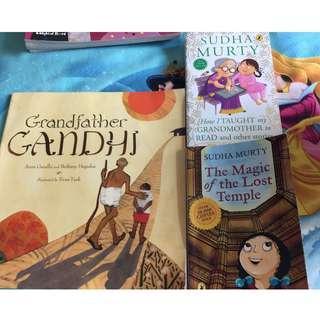 Children fiction story books