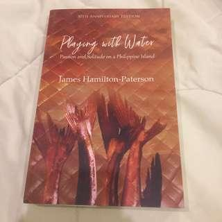 Playing with Water by James Hamilton - Paterson