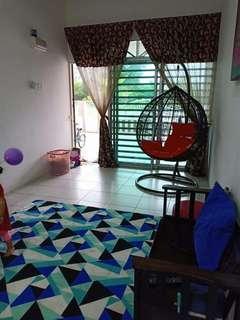 Rumah teres 25x75 Taman Gopeng Bistari