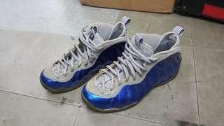 Nike Air Foamposite us11 penny jordan 11 6 aj11 aj6