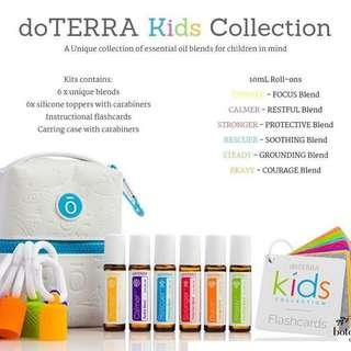 🚚 Kid's Oil Collection  / Doterra Kid's Collection