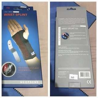 LP support wrist splint (neoprene)
