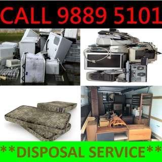 Disposal / removal service..cheap...cheaper Cheapest..