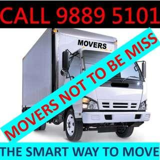 Movers service