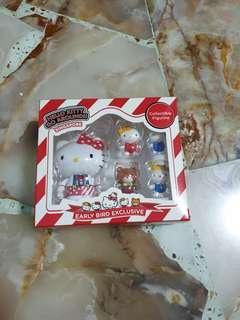 Hello Kitty Figurines collectibles