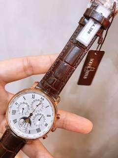 鐵達時1887高級系列多功能機械錶😱超級優惠價