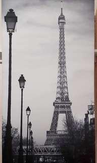 Print of Eiffel Tower [Price Negotiable]