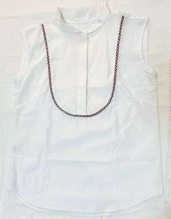 Crisp and Clean Top with dainty detail