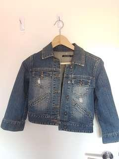 Portmans size 6 denim jacket