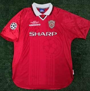 Original Manchester United Jersey 1997 2 star jersi