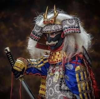 High quality Reproduction armour Takeda Shingen fully wearable battleready