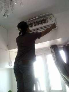 Promo Low Rate Aircon Cleaning Repair Home Service Refill Charging Freon w/ Survey Installations and Relocations
