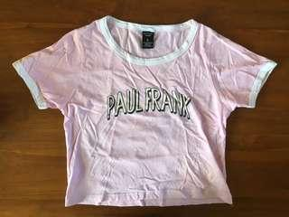 Crop top paul frank