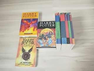 🚚 Harry Potter whole set