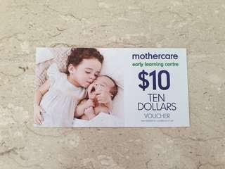 🚚 $10 Parkway Parade Mothercare Voucher