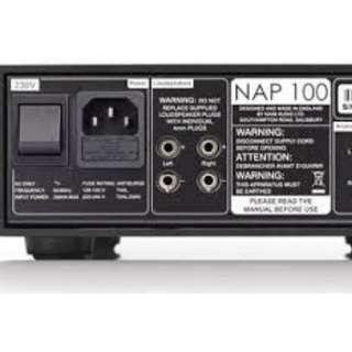 Naim NAP100