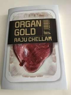 Book - A Medical Thriller - Organ Gold