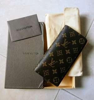Dompet Louis Vuitton premium